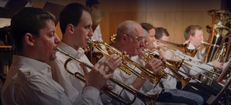 Leidenschaft zur Musik vereint bei der Stadtkapelle Steyr jung und alt.